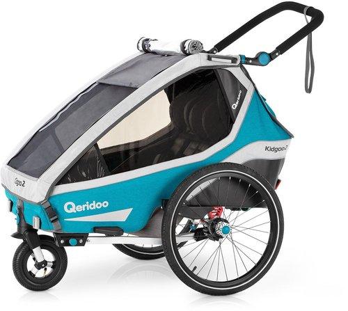 Qeridoo Kidgoo2 (2020) petrol