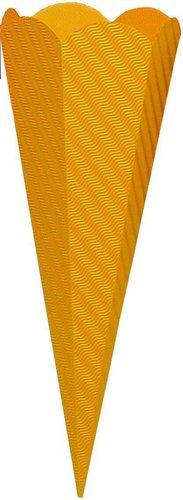 Goldbuch Bastelschultüte orange 70cm (97854)