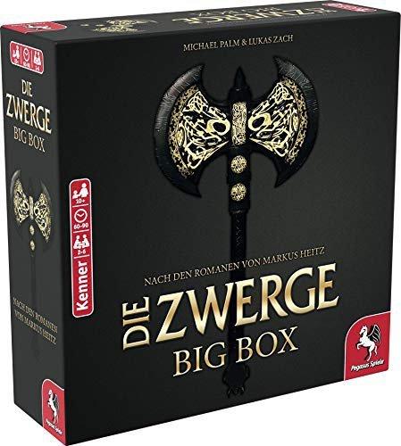 Pegasus Die Zwerge Big Box (51933G)