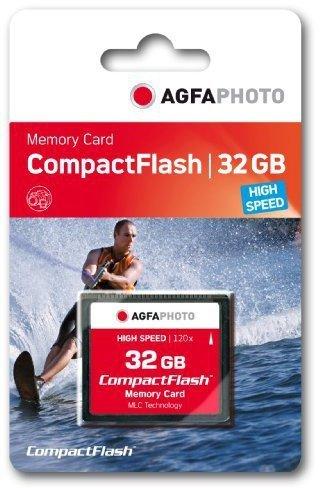 AgfaPhoto Compact Flash 32GB 120x (10255)