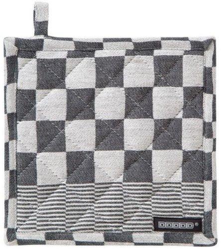 Damai Barbeque Topflappen 2er-Set - black - 21x21
