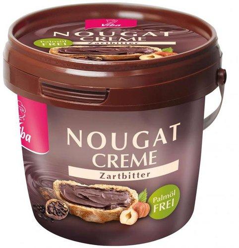 Viba sweets Nougat-Creme Zartbitter (375g)