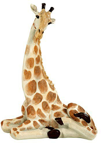 Design Toscano Lying Giraffe
