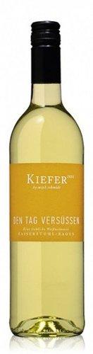 Weingut Kiefer Den Tag versüßen Weißweincuvée lieblich QbA 0,75l