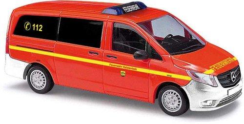 Busch Modellspielwaren Mercedes-Vito, Feuerwehr Halstenbek (51114)