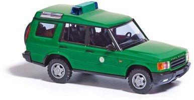 Busch Modellspielwaren Land Rover Discovery, Bundespolizei (51912)