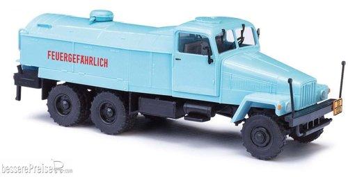 Busch Modellspielwaren IFA G5´60 Benzintankwagen, Blau (51552)