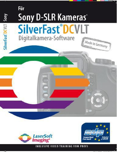 LaserSoft SilverFast DC VLT 6.6 Sony (Win/Mac) (DE)