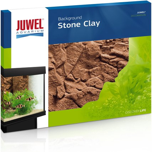 Juwel Aquarium Motivrückwand Stone Clay