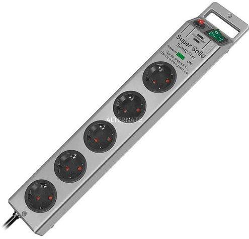 Brennenstuhl Sicherheits-Steckdosenleiste