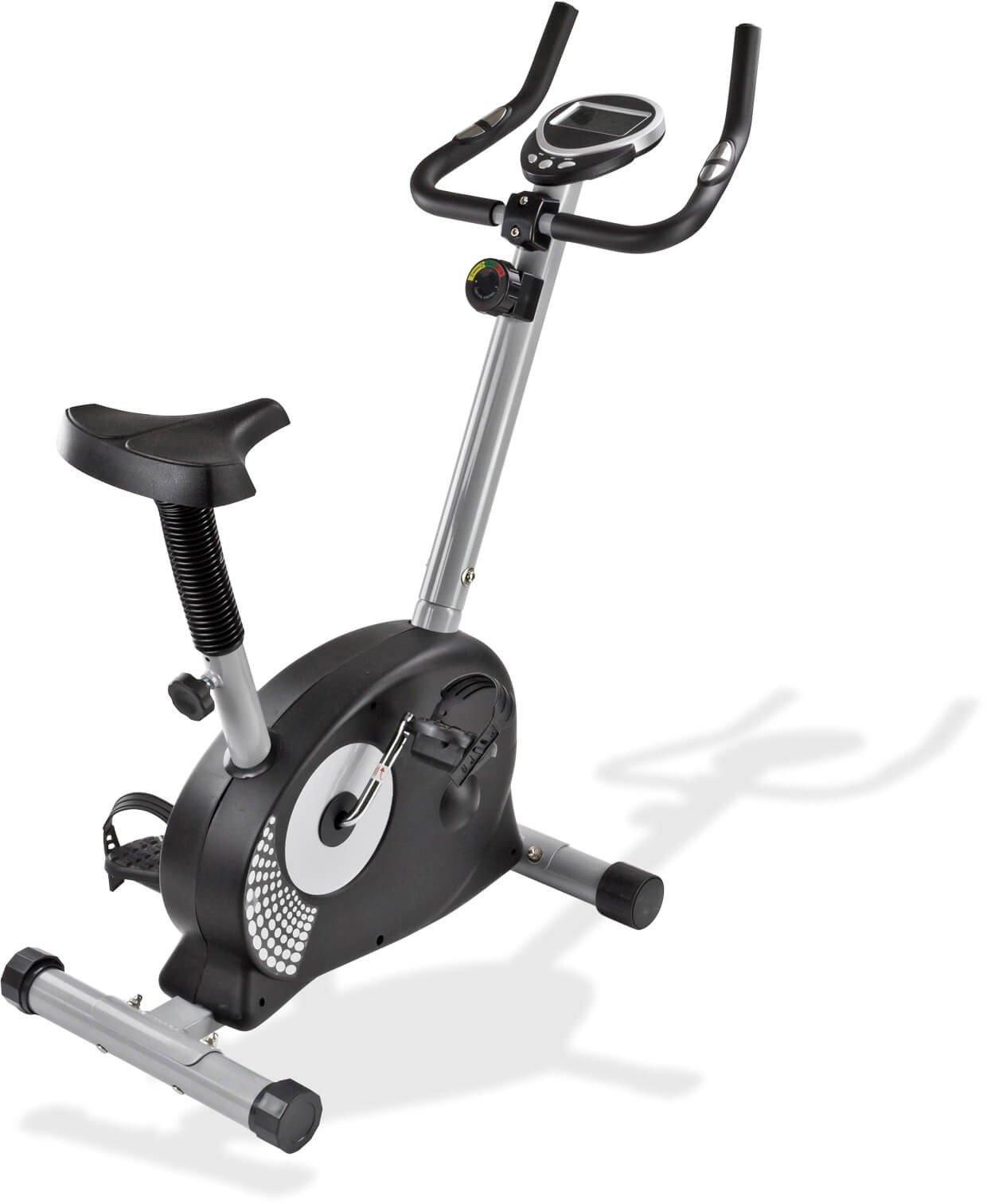 Mini Fitness Heimtrainer Fahrradtrainer Arm und Beintrainer Bike Trimmrad LCD