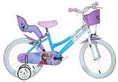 vidaXL Kinderfahrrad mit Frontgepäckträger 18 Zoll Jungenfahrrad Kinderrad