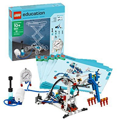 LEGO Education Pneumatik Ergänzungs-Set (9641)