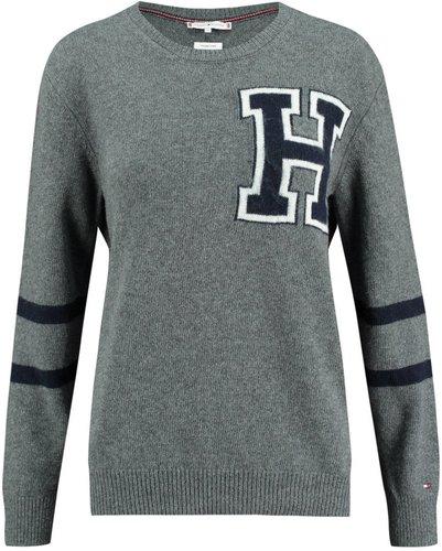86d82eec9fa84a Tommy Hilfiger Pullover Damen kaufen | Günstig im Preisvergleich