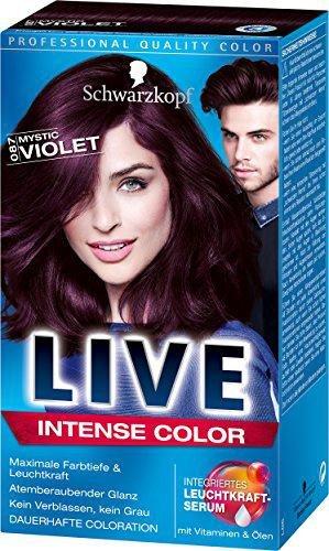 Haarfarbe poly live