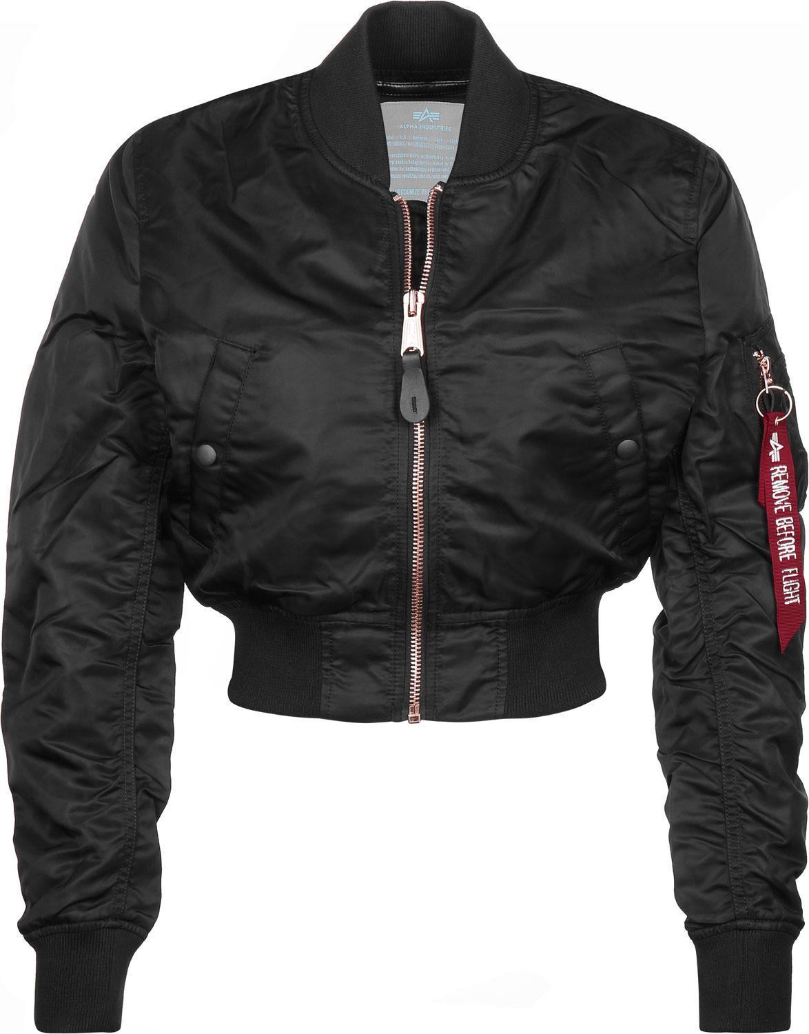 best service 550a5 ff8ef Alpha Industries Jacke Damen
