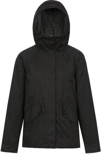 bench jacke schwarz mit kapuze