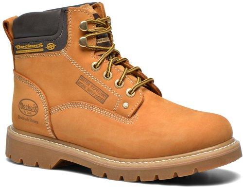 cheaper 16a2c b299e Dockers Boots Herren