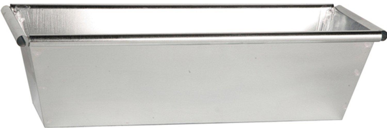 Blumenkasten für Europalette Balkonkasten Einsatz Pflanzkasten Zink 36cm