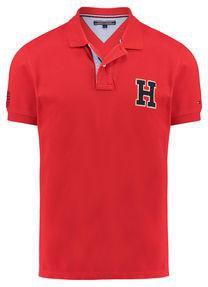 separation shoes a9714 61271 Tommy Hilfiger Poloshirt Herren