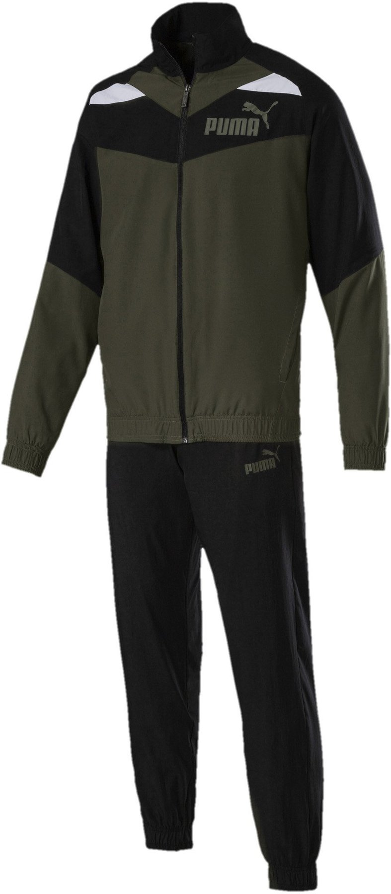 Puma Woven Trainingsanzug für Herren Herrenbekleidung