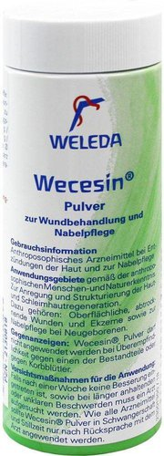 Weleda Wecesin Pulver (50 g)