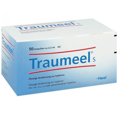 Heel Traumeel S Ampullen (50 Stk.)
