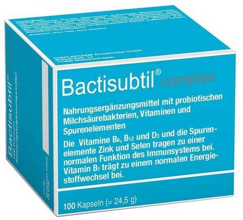 Cassella-med Bactisubtil Complex Kapseln (PZN 4479755)