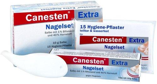 Bayer Canesten Extra Nagelset (15 Stk.)
