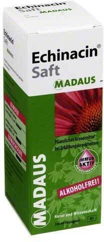 Madaus Echinacin Saft (PZN 85002)