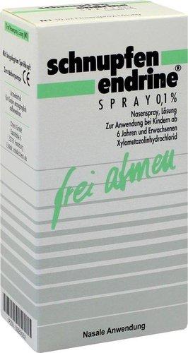 Asche Chiesi Schnupfen Endrine 0,1% Nasenspray (PZN 3925052)