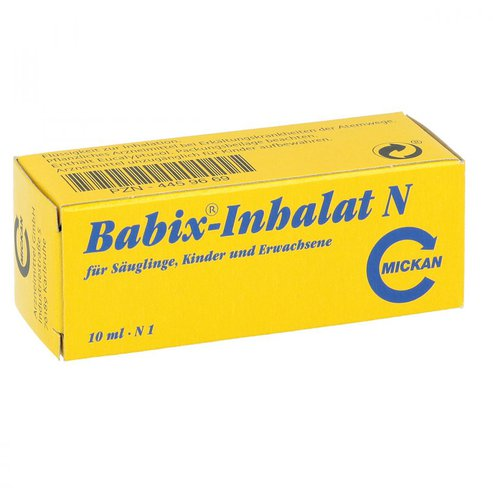 Mickan Babix Inhalat N (10 ml)