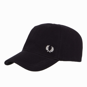 Fred Perry HW5633 Branded Cap Baseballcap Für Herren Carbon Blue Mütze 7507