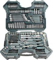 Brüder Mannesmann M29088 Heimwerker Werkzeugset im Koffer 303teilig