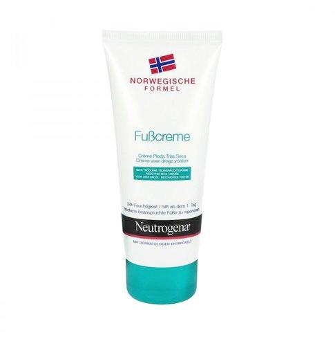 Neutrogena Norwegische Formel Fußcreme für extrem trockene und beanspruchte Füße (100 ml)