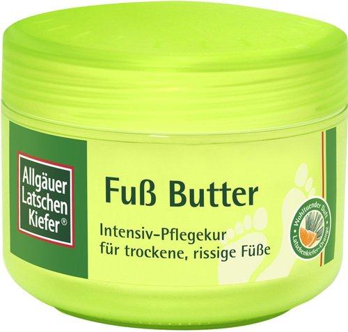 Allgäuer Latschenkiefer Fuß Butter Creme (200 ml)