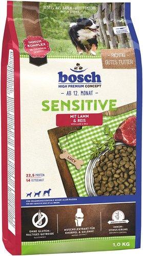bosch Sensitive Lamm & Reis (15 kg)