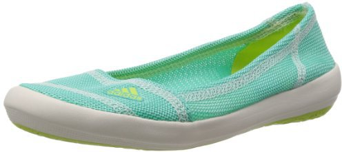 Freizeit Damen Sneaker Grün Ballerinas Schuhe Sommer Adidas