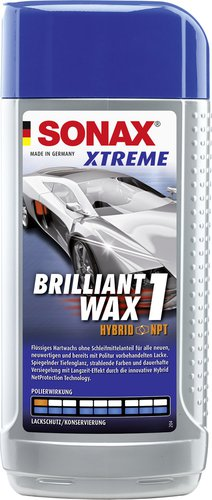 Sonax Xtreme Brillant Wax 1 NanoPro (500 ml)