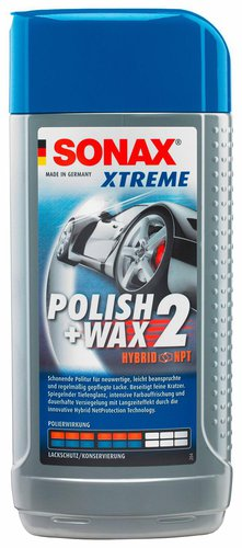 Sonax Xtreme Polish & Wax 2 sensitive NanoPro (500 ml)