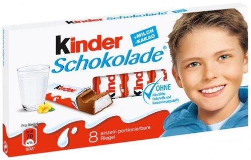 Ferrero Kinder Schokolade (100 g)