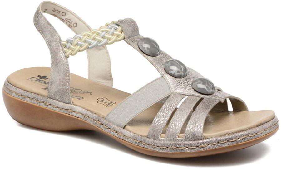 Rieker Sandale Damen auf vergleichen und günstig N21vU