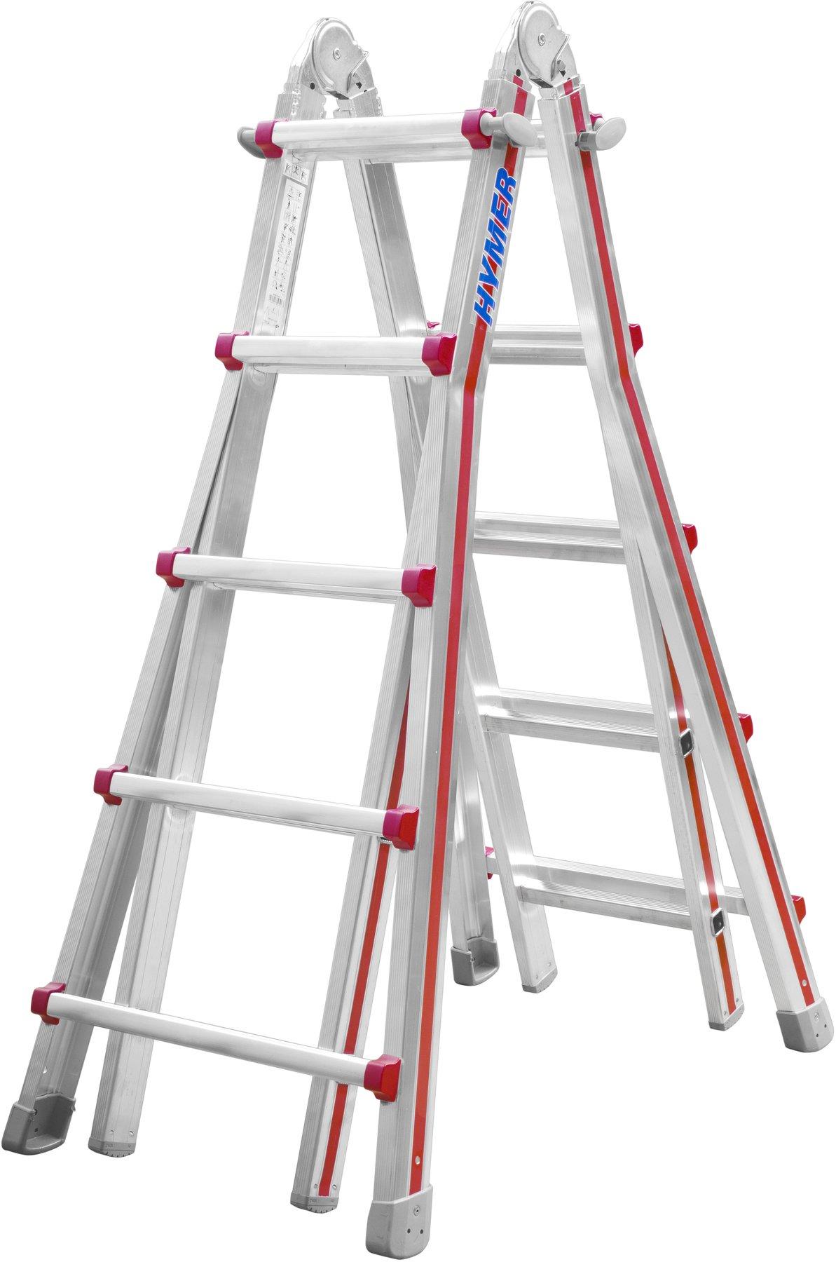 Turbo Hymer Teleskop-Leiter Telestep 4042 4x5 günstig online bestellen ZX47