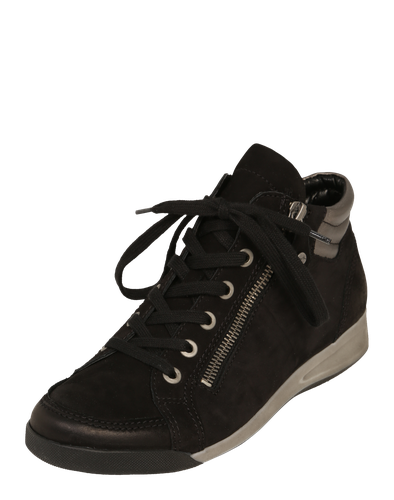 ara, ROM Sneakers High, schwarz