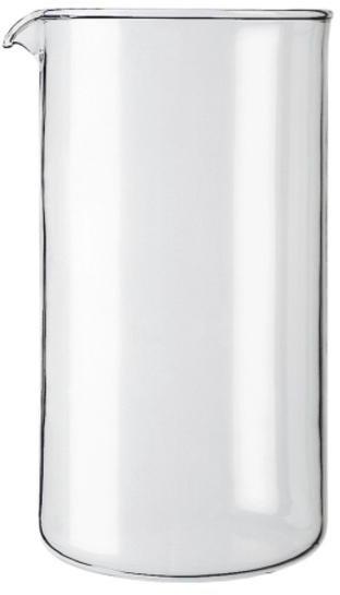 34oz Bodum Transparentes Glas Ersatzteile Kaffeemaschine Becherglas 8 Cup 1L