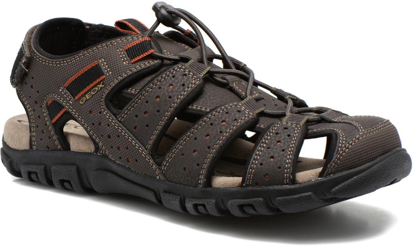 klassische Schuhe Preis billigsten Verkauf Geox Sandalen Herren