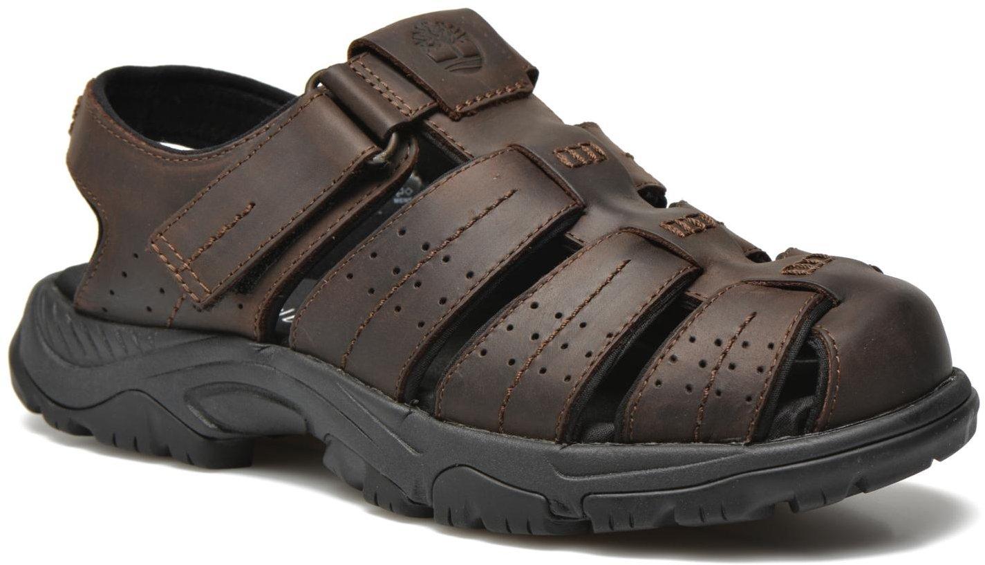 Timberland Sandale Schuhe Premium Leder. Herren. Trekking